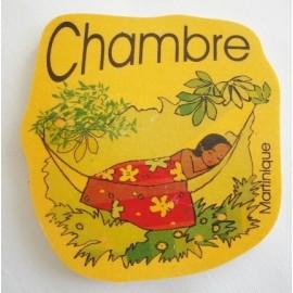 Plaque Chambre Enfant