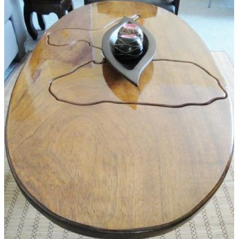 Table Basse Guadeloupe