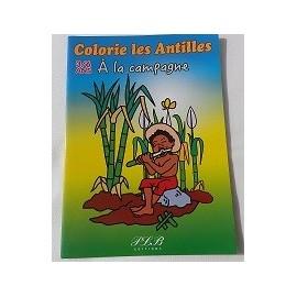 Colorie les Antilles à la campagne