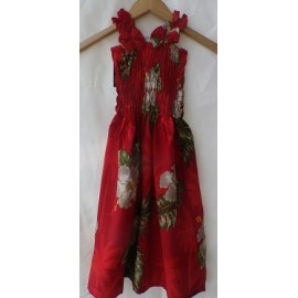 Robe Tropicale Fille