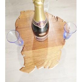 Plateau à Champagne Guyane