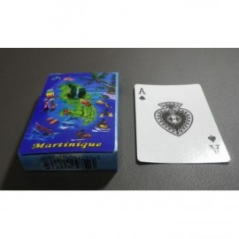 Jeu de 54 cartes Martinique
