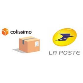Colissimo contre signature- surplus outre-mer