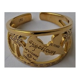 Bague Guadeloupe ajustable