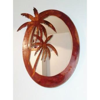 Miroir cocotiers