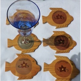 Sous- verres Guadeloupe