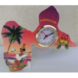 Horloge Guadeloupe